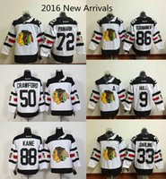2016 New White Chicago Blackhawks Hockey Jerseys 88 Patrick ...