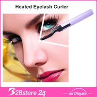Heated EYELASH CURLER - Lash Curls Enhancer - Perm Effect