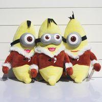 2015 Movie Despicable Me 3 Minions Plush Toys 25cm banana mi...
