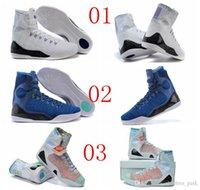 HOT Style Kobe 9 Elite High Cut Mens Basketball Shoes Size 8...
