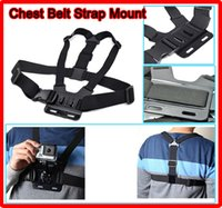 Shoulder Chest Belt Strap Mount For Gopro Accessories SJ4000...