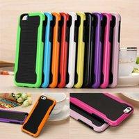 Candy Soft TPU + Mesh Hard PC Back Cover Hybrid Phone Case F...
