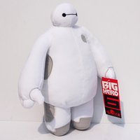 New arrival Big Hero 6 Baymax Robot Stuffed Plush Animals To...