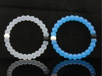 Shark Silicone Bracelets Mud and Water Black and White Beads...