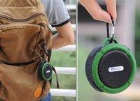 Водонепроницаемый портативный мини сабвуфер Беспроводная связь Bluetooth спикер Бумбокс Привет-Fi Музыкальный Рюкзак для альпинизма пряжки для S5 Примечание 4 Mp3 4 PSP