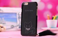 iPhone 6 Case Luxury Glitter Bling Diamond Fox Hard Plastic ...
