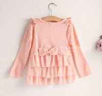 baby girl kids lace coat blazers sweater shawl Jacket outfit...