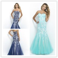 Summer Style 2015 Blush Embellished Floral Evening Gowns Gir...