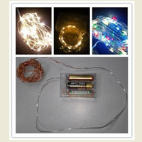 US Stock! Copper Wire LED String Fairy Light Chistmas Lights...