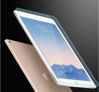 Para ipad pro 0,33M 9H vidrio templado película del protector de la pantalla de Tablet PC de pantalla Protector para iPad Pro empaquetado al por menor
