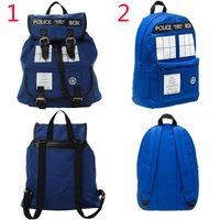 Dr. Who Tardis Backpack Doctor Who Tardis bag Doctor Who bag...