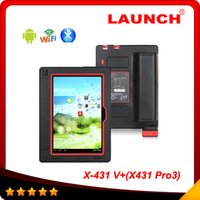 2015 New designed Launch X431 V+ Wifi Bluetooth Global Versi...