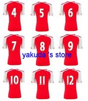14- 15 Soccer Jersey Thailand Quality 14 15 #17 Alexis , 11 OZ...