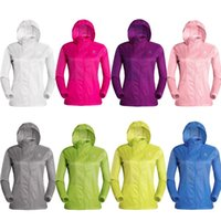 Free shipping Women' s Anti- UV Jackets Quick- dry Outdoor...