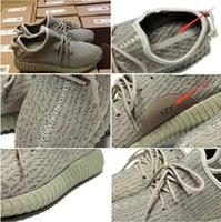 DHL Drop Shipping Cheap Famous Kanye West Yeezy 350 Boost Lo...