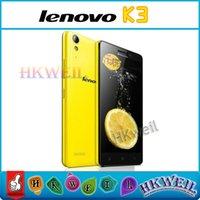 Original Lenovo K3 K30- T MSM8916 Quad Core Cell Phone ROM 16...