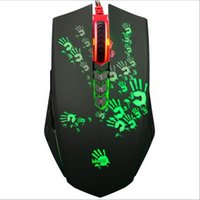 2015 NEW arrival high quality Bloody blazing A6 gaming mouse...