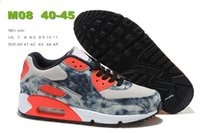 Hot!! Fashion Style Men' s Max 90 Running Shoes 25TH Che...