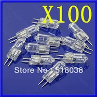 Wholesale- B39Free Shipping 100X 20W 20 Watt G4 12V Halogen L...