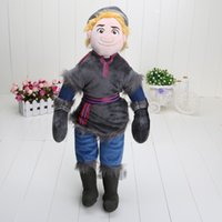 Retail 50CM New Frozen Kristoff Plush Dolls Stuffed plush So...