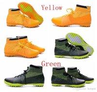 Factory Sale Soccer Shoes Elastico Superfly TF Football Shoe...