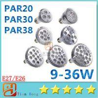 2015 Warranty 2 years + E27 E26 PAR20 PAR30 PAR38 led bulbs ...