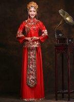 New! elegant women Chinese Traditional Cheongsam Handmade Em...