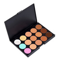 Professional Cosmetic Salon Party 15 Colors Camouflage Palet...