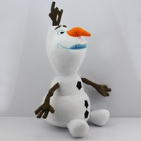 Retail 2014 New Frozen Lovely LARGE 45CM OLAF the Snowman Pl...