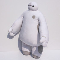 Large Size 38CM 15inchThe BIG Hero 6 Baymax plush Toy Baymax...