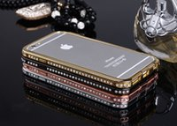 For iphone 6 4. 7 inch with Scented Luxury Diamond Crystal Rh...