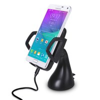 Factory Price 3 Coils Wireless Car Charger Dock 3- Triple Coi...