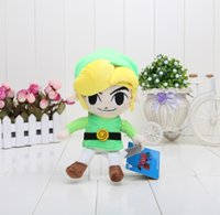 The Legend of Zelda NINTENDO 20CM stuffed plush toys Christm...