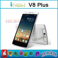 Original Inew V8 Plus Android4. 4 Kitkat Smartphone With 5. 5I...