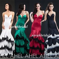 Rachel Allan 2016 Full Length Long Strapless Pageant Dresses...