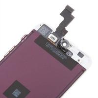 High Qualtiy Blanc / Noir iPhone 5s / 5cLCD Affichage Numériseur à écran tactile avec pièces de réparation de remplacement complet de l'Assemblée Expédition rapide et rapide