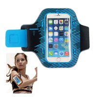 Armband Arm Band Led Light Sport Gym Running Case Soft Pouch...
