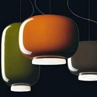 Free shipping 3 light MODERN FOSCARINI CHOUCHIN Glass Pendan...
