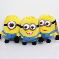 "Despicable ME Toy Movie Plush Toys 6"" 17cm Minion Jorge..."