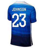 Thai Quality Custom Customized 2015 USA Team Jerseys Blue 8 ...