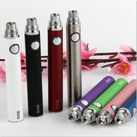 Ecigs EVOD 650mah 900mah 1100mah battery for Ecigarette MT3 ...