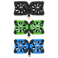 2 USB Port Mini Ocus Laptop notebook cooling pad Fan Cooler ...