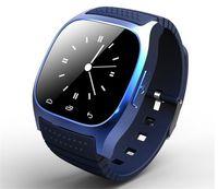Smart Bluetooth Watch M26 with LED Display Barometer Alitmet...