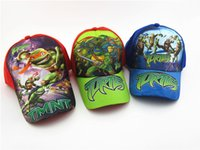 Teenage Mutant Ninja Turtles Kids Boys Christmas Gift Hats C...