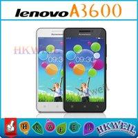Original Lenovo A3600 Quad Core Phone MTK6582M+ 6295 4G ROM D...