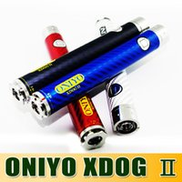 DHL free Oniyo XDOG II 2200mah Variable Voltage Electronic C...