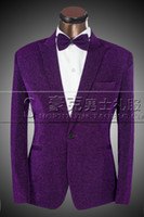 Wholesale Purple Tuxedo Jacket - Buy Cheap Purple Tuxedo Jacket
