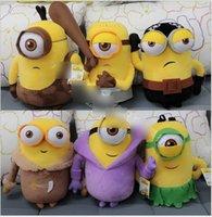 Cartoon New Minions Plush Dolls 20cm Despicable ME Plush Toy...