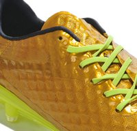 Soccer Shoes GoldVoltBlack , Soccer Football Shoes, Athletic ...