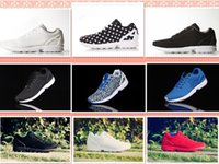 Wholesale- Free shipping zX fluX shoes for men and women